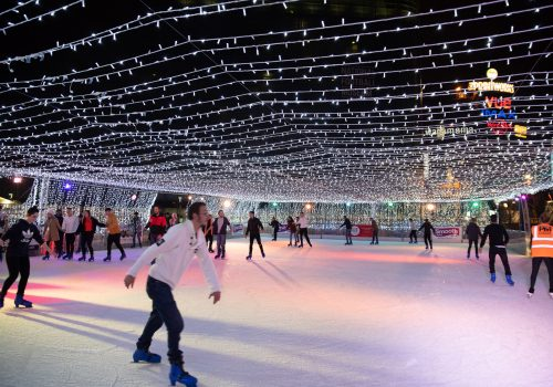 Ice Rink. Credit: Gary Brown